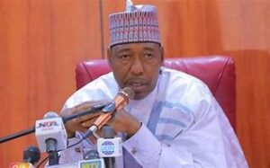 """Read more about the article """"Unless we want to continue with an endless war, I see no reason why we should reject Jihadist who wish to surrender""""- Zulum"""