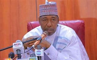 """You are currently viewing """"Unless we want to continue with an endless war, I see no reason why we should reject Jihadist who wish to surrender""""- Zulum"""
