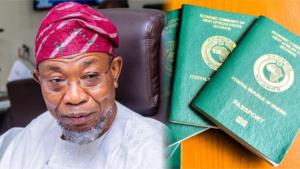 Read more about the article Nigerians Abroad Can Renew Expired Passports At Airports – Minister