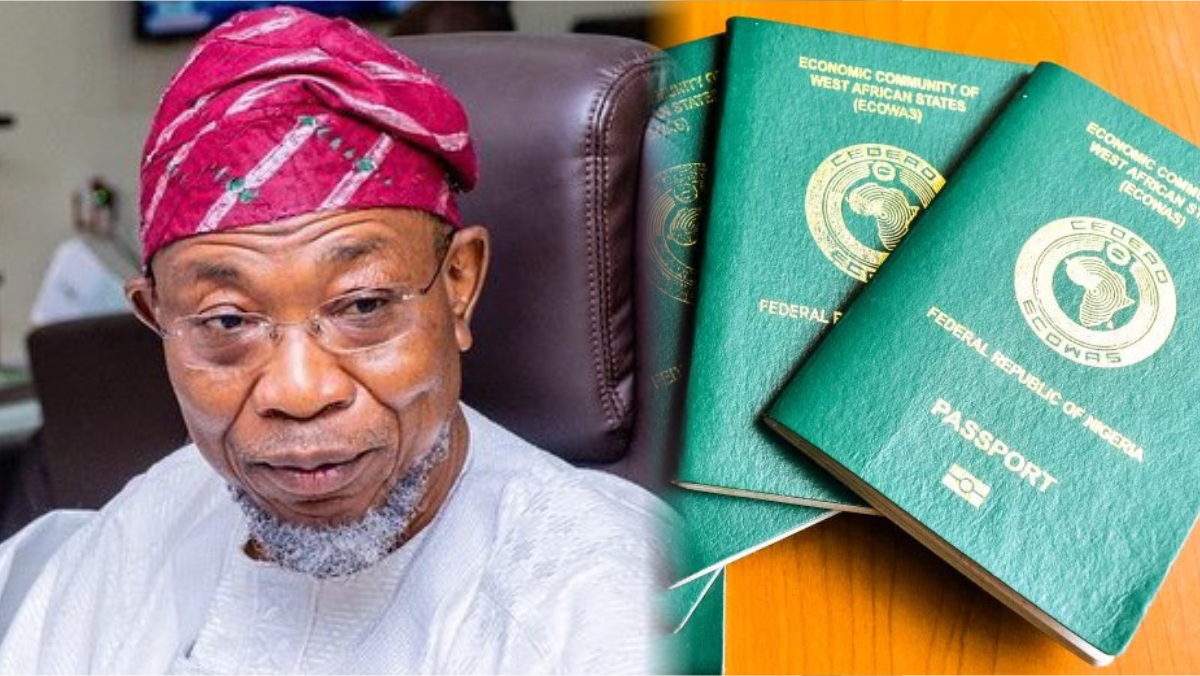 You are currently viewing Nigerians Abroad Can Renew Expired Passports At Airports – Minister