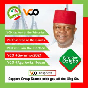 Read more about the article Anambra 2021: Valentine Ozigbo Wins as Appeal Court Declares Him Authentic PDP's Anambra Guber candidate 2021