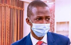 Read more about the article EFCC Chairman Mr. Abdulrasheed Bawa Declared Hale and Hearty