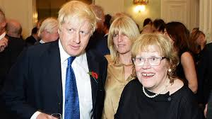 Read more about the article Boris Johnson's mother Charlotte Johnson Wahl dies aged 79