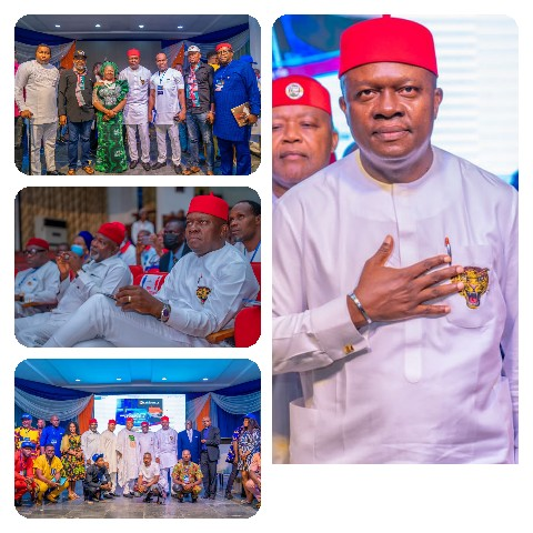 You are currently viewing PDP'S VALENTINE OZIGBO SHINES AT GOVERNORSHIP MANIFESTO DEFENCE EVENT, PRESENTS REVOLUTIONARY KA ANAMBRA CHAWAPU PLAN