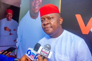 Read more about the article Anambra 2021: Ozigbo UK campaign team meet ahead of Nov 6 poll