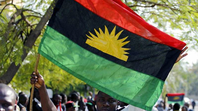 You are currently viewing Separatist group,(IPOB)Seeks South-West, Middle Belt Participation In One Month Sit-At-Home Campaign