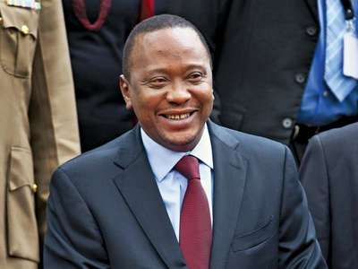 You are currently viewing A Conversation with H.E. Hon. Uhuru Kenyatta, President of the Republic of Kenya