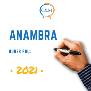 Read more about the article ANAMBRA GUBERNATORIAL SURVEY by C&M Centre for Leadership and Good Governance
