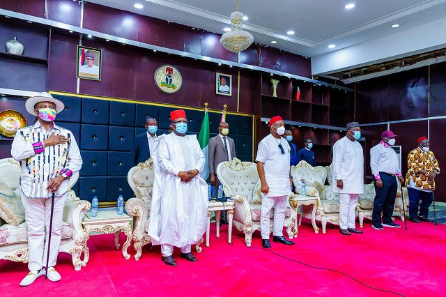 You are currently viewing Sit-At-Home Resolution: South-east Governors Meet To Resolve IPOB's Sit-At-Home Directive