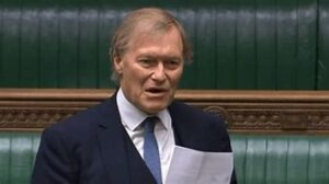 Read more about the article Cater and Merger Sympathises Over Death of Sir David Amess