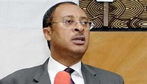 Read more about the article We don't have democracy, people fear govt – Utomi